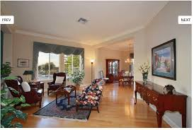 Modern Traditional Living Room Before and After San Diego Interior