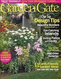 garden gate magazine. Wonderful Gate With Garden Gate Magazine N