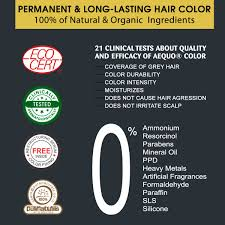 Aequo Color Chart Aequo 5g Light Golden Brown Permanent Natural Creme Hair Coloring Kit