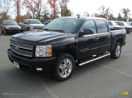 2012 Black Chevrolet Silverado 1500 LTZ Crew Cab 4x4 #56564380 ...