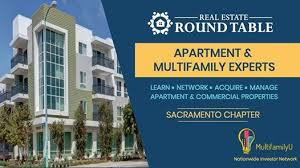 sacramento apartment investors multifamily university