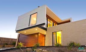 house design for sloping lot excellent sloping house designs 2 open plan wood exterior cladding site design lake house plans sloping lot