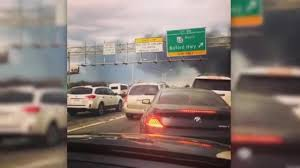 tremendous traffic impact expected after bridge collapse wjla raw ga atlanta i 85 fire more smoky highway