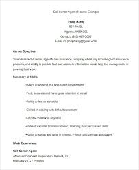 Call Center Resume Examples Best Call Center R Call Center Resume Examples On Professional Resume