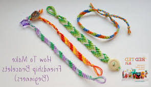 friendship fancy bracelet 4 strings fancy design diy string bracelets mother s day heart friendship