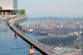 infinity pool singapore edge. Pools Arrangement Infinity Cost Pool Singapore Swimming Hotel Hanging Edge P
