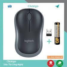 Chuột không dây logitech m220 không tiếng ồn ( Tặng pin chuột ) giá cạnh  tranh