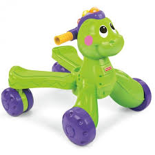 stride to ride dino great Christmas idea for baby born with down syndrome Best Gifts And Toy Ideas For A Baby Born With Down Syndrome