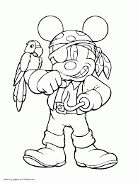 Small Picture Halloween Coloring Pages Disney qlyviewcom