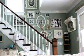 staircase wall decor creative decorating ideas curved wood