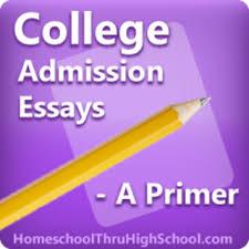 practice college application essays junior year