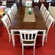 modern dining table seats 8 stylish design round dining room table seats 8 dining tables large