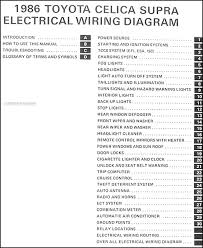 supra wiring diagram wiring diagram and schematic 1990 toyota supra ma70 fuel system circuit diagram