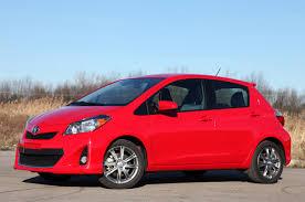 2012 Toyota Yaris SE - Autoblog