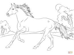 28 Running Horse Coloring Pages Gallery Coloring Sheets