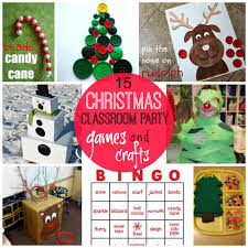 games for christmas classroom parties