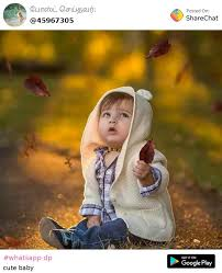 cute baby images for whatsapp dp with