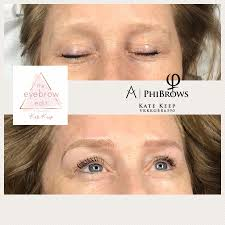 Phibrows Color Chart Fox And Golden Brown Sup Pigment Phibrows Microblading