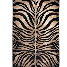 interesting antelope print rug g2118810