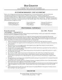 Example Accounting Resumes accounting resumes mattbrunsme 22