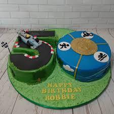 50 F1 Triathlon Theme 1 Quality Cake Company