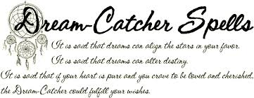"What Do Dream Catchers Mean At the end of the day ""Dreamcatcher"" It Is What It Is 12"