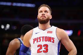 Detroit Pistons Season Preview Can Blake Griffin Lead A