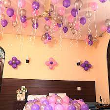 balloons decorations for birthday party