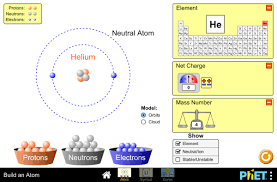 Build an Atom - Atoms | Atomic Structure | Isotope Symbols - PhET ...