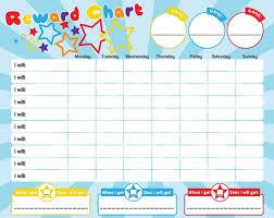 Star Reward Charts Printable Shelter