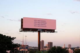 Affirmation Billboard In Kansas City Link To Story In