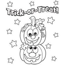 Small Picture Cute Halloween Pumpkin Coloring Pages Festival Collections
