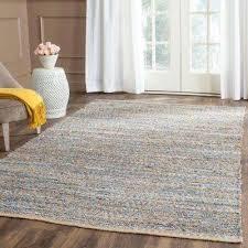 cape cod natural blue 5 ft x 8 ft area rug