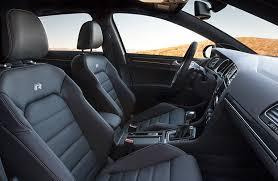 black leather interior golf r volkswagen navigation system apps