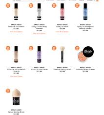 Bairly Sheer Color Chart Bairly Fashionjitsu