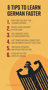 how to speak german the faster way to
