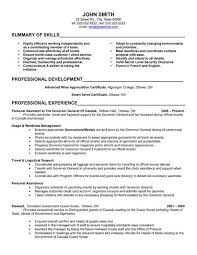 Personal Assistant Resume Objective Personal Assistant Resume