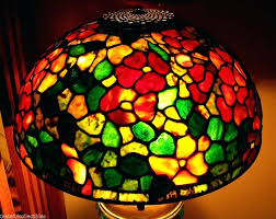 tiffany lamp shades only lamp shade value lamp shade replacement dale replacements value stained glass lampshade patterns shades with tiffany ceiling lamp