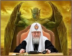 Роль УПЦ МП в Украине является миротворческой, - патриарх РПЦ Кирилл - Цензор.НЕТ 9010