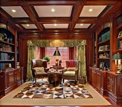 Home Office  Office Custom Cabinetry Design Ideas Library Luxury Home Regarding  P