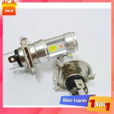 ️ [Top sale] - Đèn pha xe máy led 3 chân H4/E01C siêu sáng tốt giá rẻ
