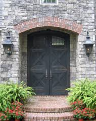 Contemporary Elegant Front Doors Old World Exterior Wood Entry Door Collection And Perfect Design
