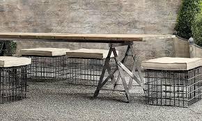 industrial style outdoor furniture. Industrial Patio Furniture Awesome Retro Style Outdoor And Made Modern Loft D