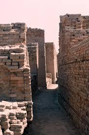 the streets of mohenjo daro 2 narrow lane dk g area