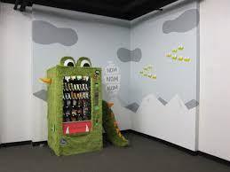 Monster Vending Machines Simple Exploits Of A Vegan Wannabe Blog Archive 44848 A Monster To Love