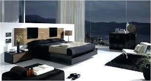 Black Contemporary Bedroom Furniture Lillypond Beauteous Black Contemporary Bedroom Set