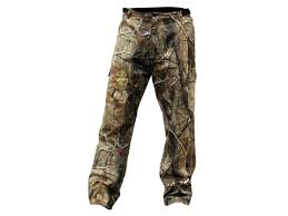 Scentblocker Mens Performance 6 Pocket Pants Poly Cotton Ripstop
