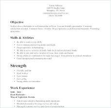 Sample Waitress Resumes Resume Sample For Restaurant Server Resume Sample Restaurant
