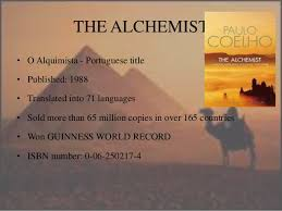 book review the alchemist  3 characters• santiago• gypsy• melchizedek• the