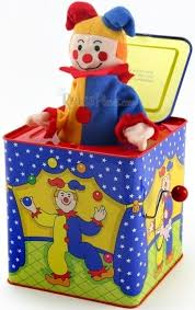 jack in the box toy. classic toys: jack-in-the-box jack in the box toy